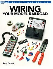 Kalmbach Model Railroader's Wiring Your Model Railroad by Larry Puckett