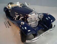 Mercedes Benz 500 K Roadster 1936 Oldtimer 1:20 nicht 1:18 !! Burago in OVP
