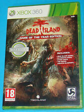Dead Island - Game of the Year Edition - Microsoft XBOX 360 - PAL