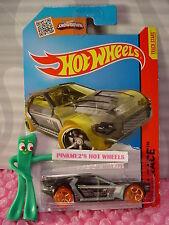 Case L 2015 i Hot Wheels BULLET PROOF #142∞Trans black;gold oh5 orange∞X-Raycer