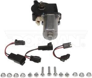 For Chevy C1500 S10 GMC C2500 Power Window Motor Dorman OE-Solution 742-142