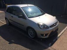 2007 57 Ford fiesta Zetec S 1.6 TDCi 3 Dr, Half leather seats-Cheap Car