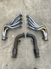 Holden Commodore VE Extractors V8 with high flow cats