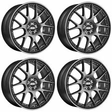 4 x BBS CH-R II Satin Anthracite Alloy Wheels - 5x112|21x9"