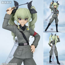 Max factory figFIX 005 Girls und Panzer: Anchovy Figure IN STOCK Genuine