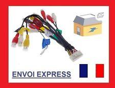 Cable faisceau adaptateur RCA 24PIN pour Pioneer AVIC-D3 F700BT F900BT F910BT