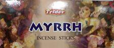 Tridev Myrrh Sandal Base Agarbattis Incense Sticks 6 Boxes (20 GM EACH)