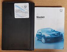 Mazda RX 8 1st gen owners manual wallet set 2002-2008 handbook