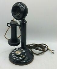 Western Electric Candlestick Phone with Dial