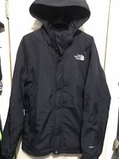 The North Face Hyvent 3 in 1 Hooded Winter Jacket & Fleece Mens Sz L Black