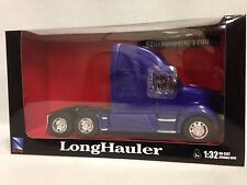 Kenworth T700 Truck Cab, 1:32 Scale Diecast, Collectible, New Ray Toys, Blue
