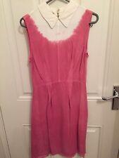 Miu Miu Tie Dye Pink Sleeveless Dress Size XS