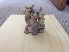Pocket Dragons Gargoyles 'friends' Rare, Retired Feb 1997 Mint