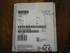 1pc Siemens 6es7 953-8lm20-0aa0 6es7953-8lm20-0aa0 Memory Card or