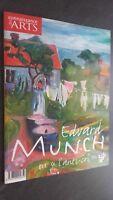 Revista Conocimiento Las Artes Eduard Munch 2010 Tbe