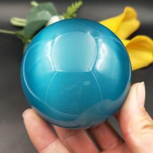 Natural quartz Blue Cat Eye Crystal Healing ball 60 mm + stent