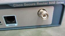 Cisco SR520-FE-K9 SR 500 Series Secure Routers