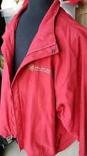 2005 Buick Invitational Golf Full Zip Sueded MARSHAL'S Windbreaker Jacket