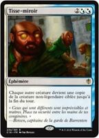 MTG Magic : Playset (4x) Tisse miroir Commander 2016 VF