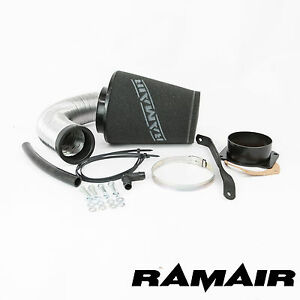 Ramair Cone Air Filter Intake Induction Kit for VW Golf mk4 1.6 102bhp (8V only)