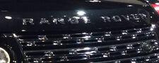 Range Rover L405 OEM Autobiography SV Chrome Trimmed Lettering Front & Rear NEW