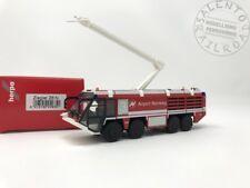 """HERPA 049351 Ziegler Z8 N firefighters of fire german """"Airport Norimberga"""""""