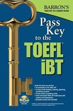 Pass Key to the TOEFL iBT [With MP3 Audio CD] (Mixed Media Product)