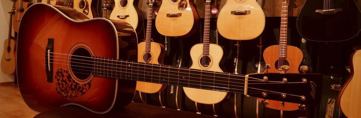 Stageshop Guitars