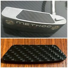 Carbon Fiber Insert by Spry Evo for Nike Method putter, 5mm thick