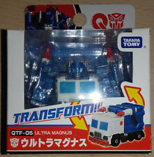 TRANSFORMERS CHORO Q ULTRA MAGNUS QTF-05 TAKARA TOMY NEW SEALED