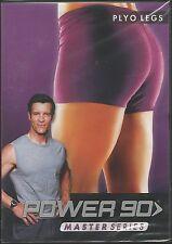 POWER 90 Master Series - PLYO LEGS  (DVD, 2011) - NEW
