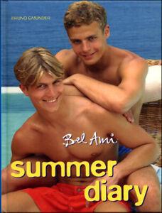 Summer Diary Bel Ami Bruno Gmunder ©2003 Hardcover