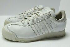 Adidas Samoa sneakers men's size 7 White G21251