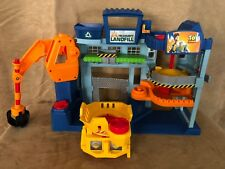 Disney Toy Story 3 Tri-County Landfill Playset Fisher-Price Imaginext action