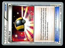 PROMO POKEMON CHAMPIONSHIPS 2016 N° 113/124 ULTRA BALL (SS)
