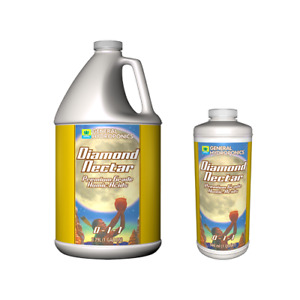 Diamond Nectar GHE 1L & 5L Hydroponics Nutrient Accelerator