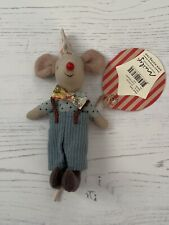Maileg Clown Mouse Brand New With Tags