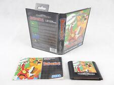Sega Mega Drive Toe JAM & EARL PAL COMPLETA