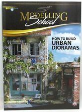 Ammo AMIG-6215 How to Build Urban Dioramas [Modelling School] (Book) Mig Jimenez