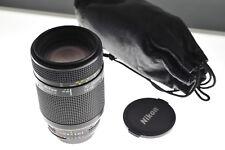 Nikon Zoom-AF-Nikkor 70-210mm f/4-5.6 Ai-s lens. MINT- cond. Auto-focus lens.