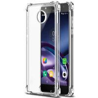 For MOTO M Z G5 G5S Plus Clear Phone Case Shockproof Bumper Slim TPU Cover Skin