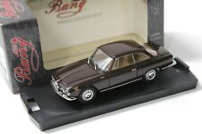 1:43 Bangkok Alfa Romeo 2000 Sprint Coupe Brown 1960