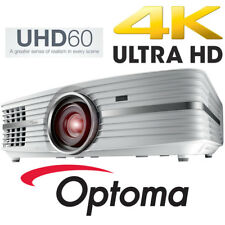 Optoma UHD60 4K HD DLP Home Theater Projector 3000 Lumen Cyber Monday Special