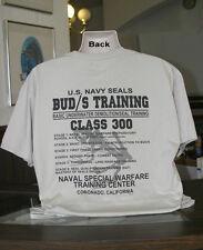 U.S. Navy Seals BUD/S Training T-Shirt Military Devgru USA Unique Cool Gift New
