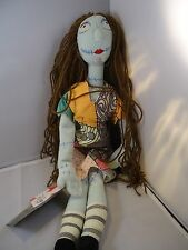 Disney store Nightmare Before Christmas Sally large mint with tags
