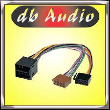 C/088 Cavo Connettore ISO per Lancia Libra Alimentazione Senza Amplificatore