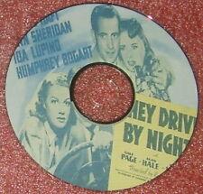 FILM NOIR 075: THEY DRIVE BY NIGHT 1940 Raoul Walsh,Raft,Sheridan,Lupino,Bogart
