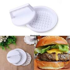 Hamburger Meat Pie Pressing Modeling Hamburger Template DIY Mold Tool EH7E