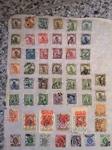 CHINA Sammlung Briefmarken Hong Kong Volksrepublik  Stamp Stamps Dachbodenfund