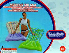 Coda Viola le sirene Lilo piscina materassino gonfiabile